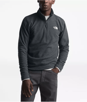 Men's Textured Cap Rock 1/4 Zip Fleece
