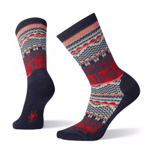 Women's Dazzling Wonderland Crew Sock