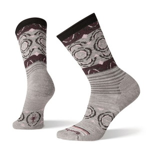 Women's Pressure Free Dot Crew Sock