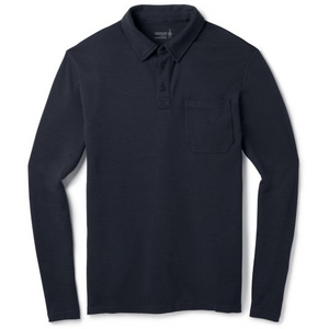 Men's Merino 250 Long-Sleeve Polo Shirt