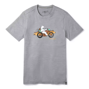 Men's Merino Sport 150 Moto Bear Shirt