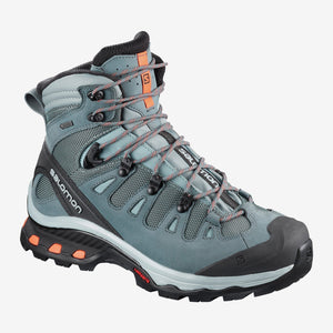 Salomon Quest 4D 3 GTX Women's Lead / Stormy Weather / Bird Of Paradise