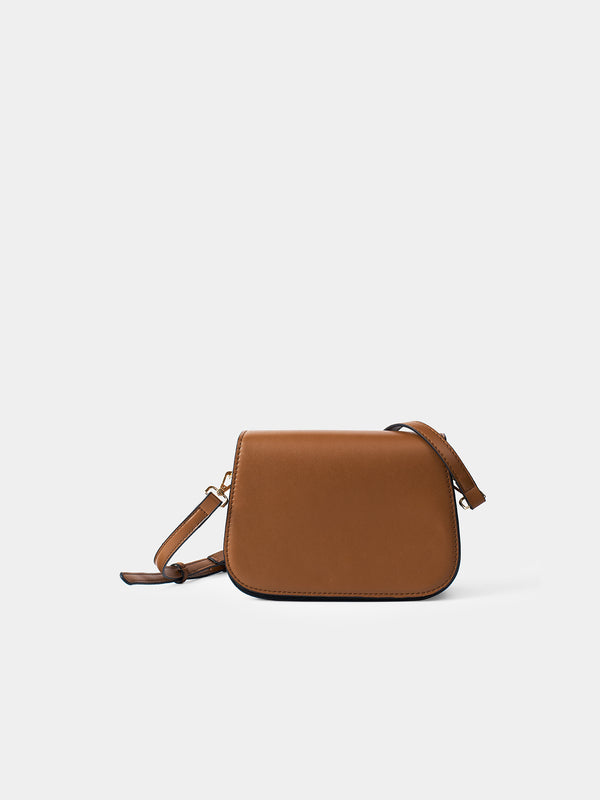 Eleonora Shoulder Bag - Maroon