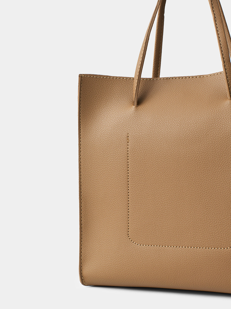 Marcelline Tote - Caramel