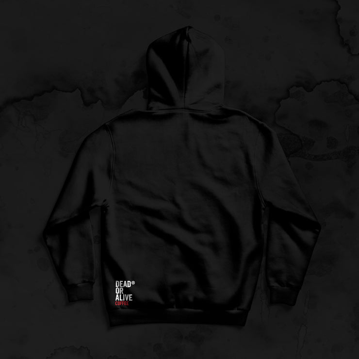 DOAC LIGHTWEIGHT HOODIE UNISEX - coffee beans, strong coffee beans, Best coffee beans, Dead or alive coffee beans