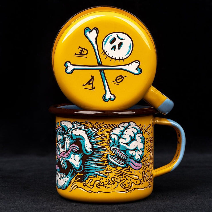 LIMITED EDITION - MARCOS CABRERA HIGH-QUALITY COFFEE MUG FOR COFFEE LOVERS