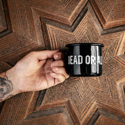 CAMPING MUG – This mug is excellent for your next outdoor-adventure. Due to its high impact, shock and scratch resistance, it can be used for camping, hiking, travel and much more.