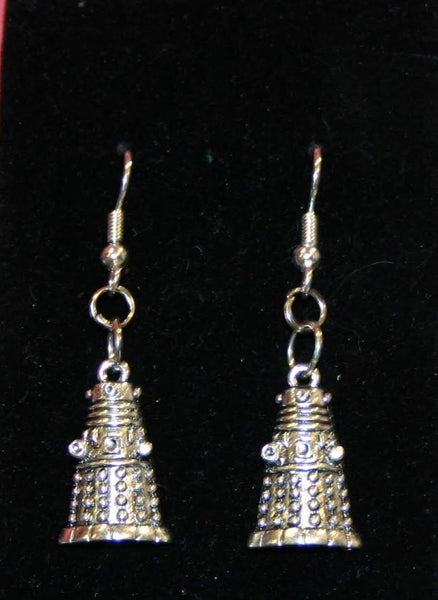 Doctor Who Inspired Earrings