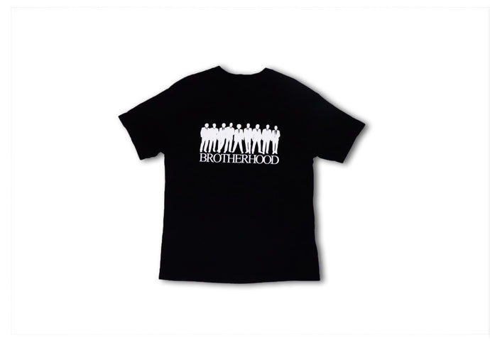 BROTHERHOOD  'SILHOUETTE' TEE