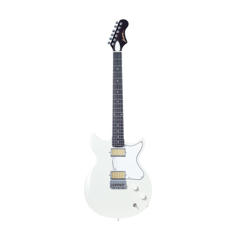 Harmony Rebel Electric Guitar, Pearl White