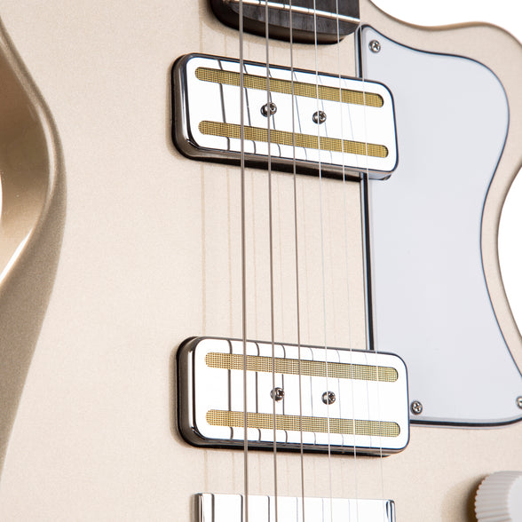 Harmony Juno Electric Guitar, Champagne