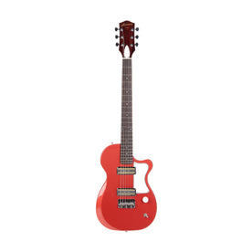 Harmony Juno Electric Guitar, Rose