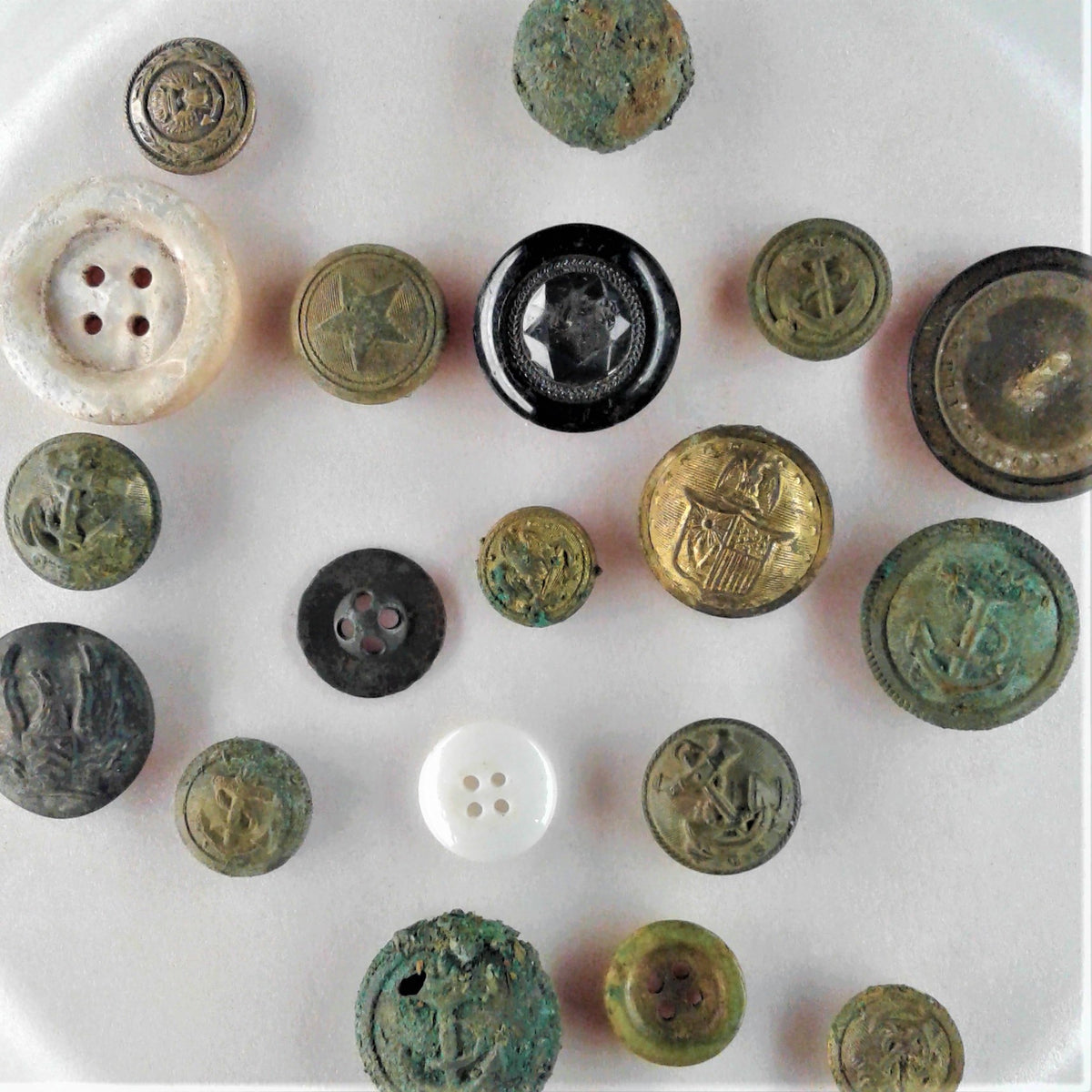 All Buttons (Civil War Era) – East Coast Relics