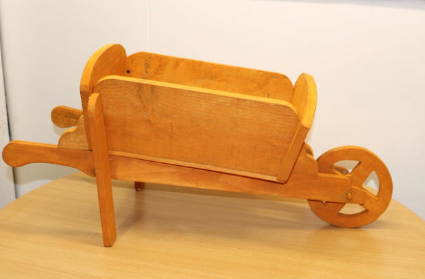 Wheelbarrow-Garden Furniture-Garden Decor