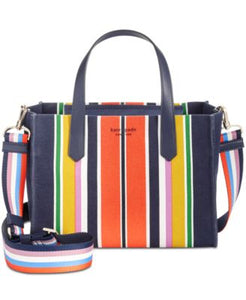 Kate Spade New York Kitt Stripe Small Satchel