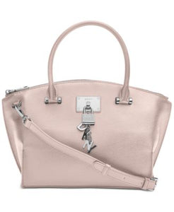 DKNY Elissa Top Zip Pebble Satchel