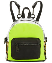 Load image into Gallery viewer, Steve Madden Tanya Mini Backpack yellow