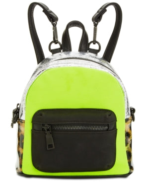 Steve Madden Tanya Mini Backpack yellow