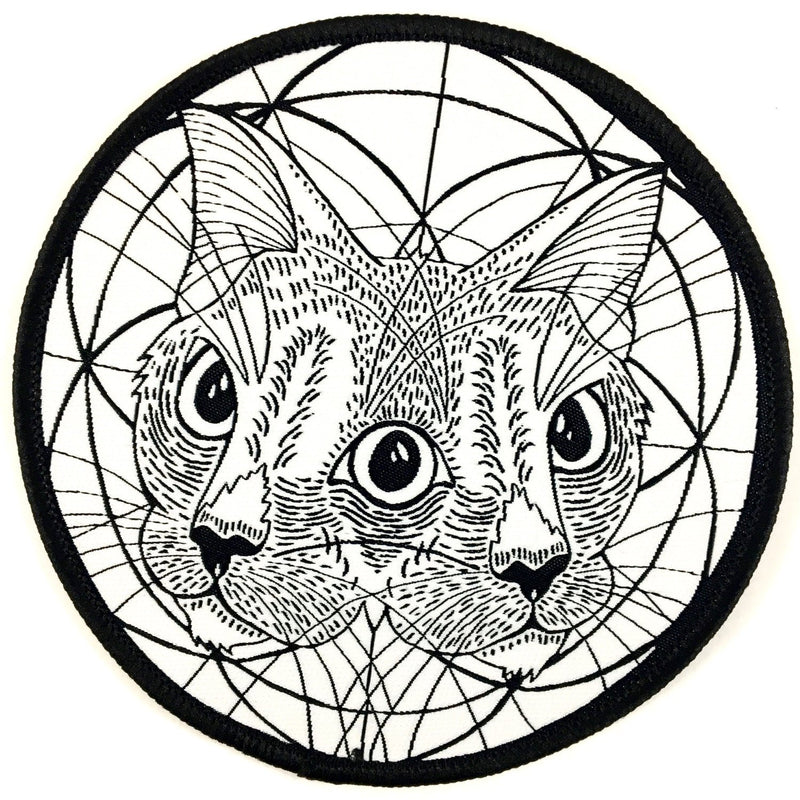 Sacred Cat Patch