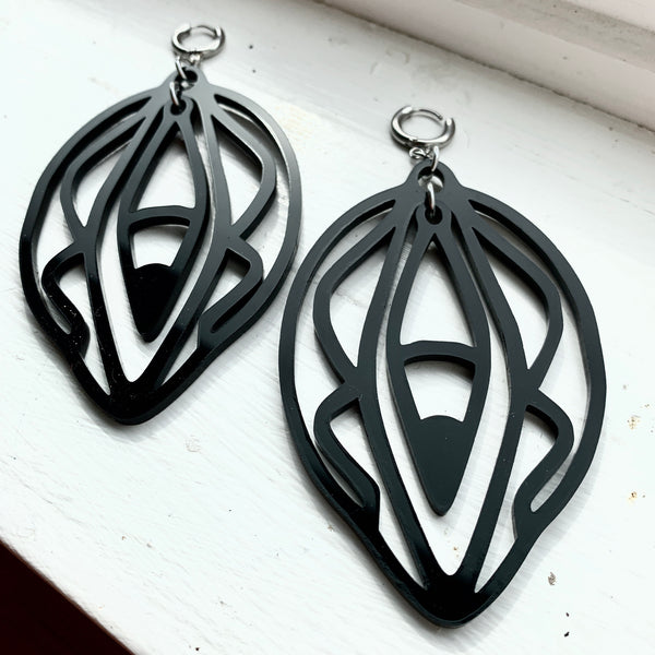 Valiant Vulva Earrings