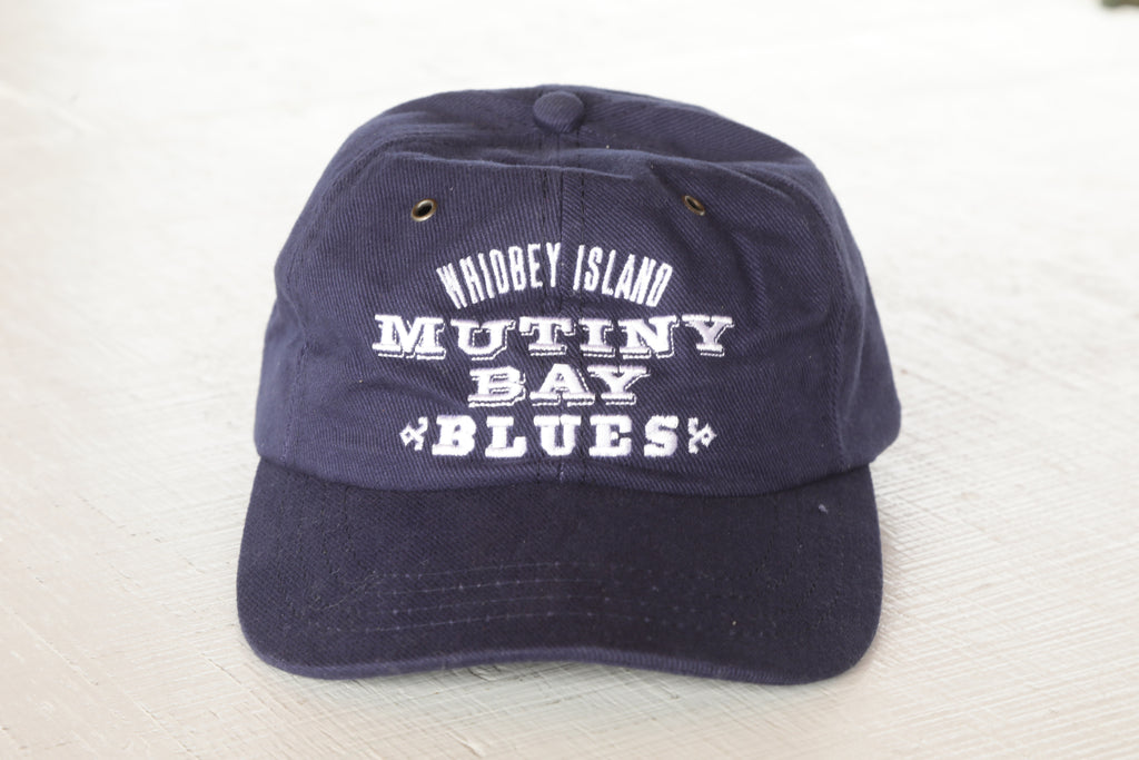 Navy Blue Hat