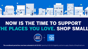 Shop Small with Sightline and American Express