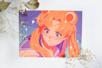 Sailor Moon Print