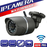 Waterproof HD 1280*720P 3.6mm Wifi CCTV Digital Video Camera Outdoor Security Camera