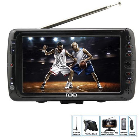 "7"" Portable TV & Digital Multimedia Player"