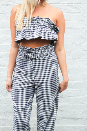 Call Me Maybe Gingham Pants