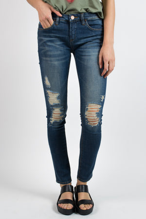 Blank NYC Snacker's Denim Skinny - Savoir-Faire | Women's Clothing Boutique