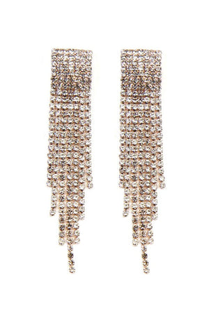 Shine Bright Tassel Drop Earring - Savoir-Faire | Women's Clothing Boutique