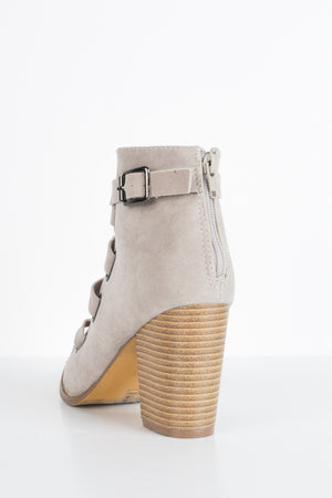 Footloose Lace Up Bootie