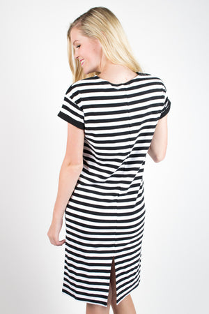 MINKPINK Sleepless Ribbed Midi Dress