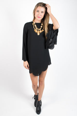 Great Wide Open Shift Dress