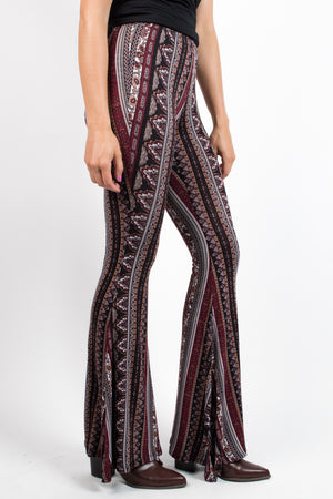 Rebel Spirit Flare Pants