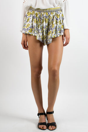 Flare Printed Play Shorts