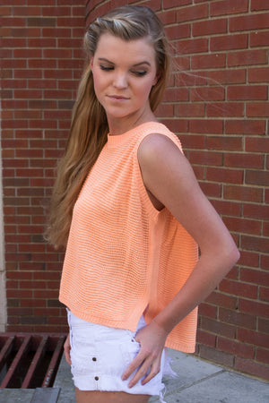 Bright Young Thing Sweater Top - Savoir-Faire | Women's Clothing Boutique
