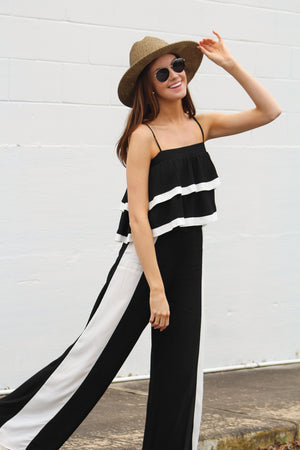 Born To Be Bold Striped Pants