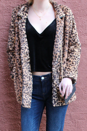 Call of the Wild Leopard Coat