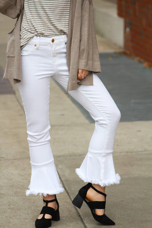 Blank NYC Great White Denim - Savoir-Faire | Women's Clothing Boutique