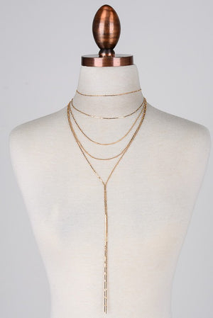 Beautiful Dreamer Layered Necklace