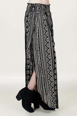 Double Trouble Maxi Skirt