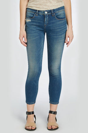 Blank NYC Jeepin Cropped Skinny Denim - Savoir-Faire | Women's Clothing Boutique