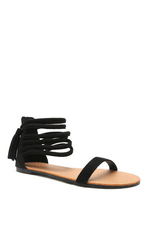 Art and Sole Strapy Sandal