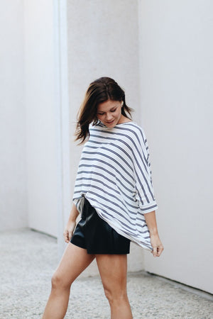 Never Ending Love Doman Sleeve Top