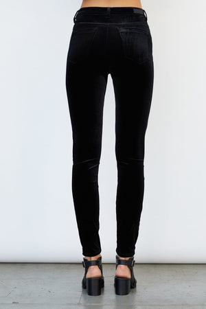 Blank NYC The New Black Velvet Skinny Pant - Savoir-Faire | Women's Clothing Boutique