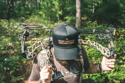 Make America Deer Hunt Trucker