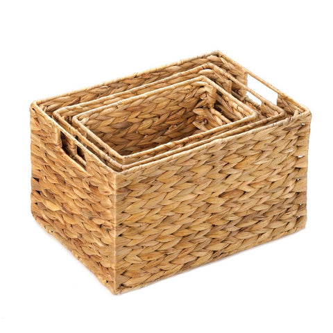 RECTANGULAR NESTING BASKETS