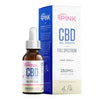 Irish Vanilla CBD Oil - 250mg